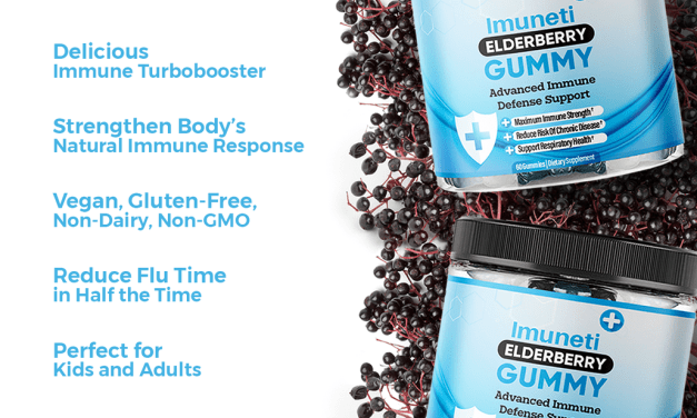Free Imuneti+ Elderberry Gummies