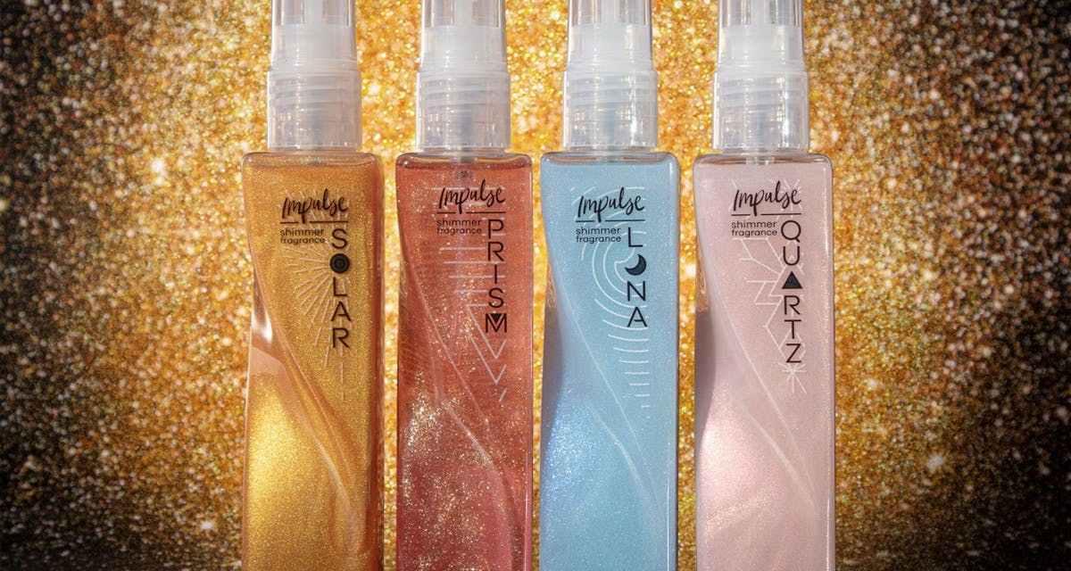 Free Impulse Shimmer Fragrance