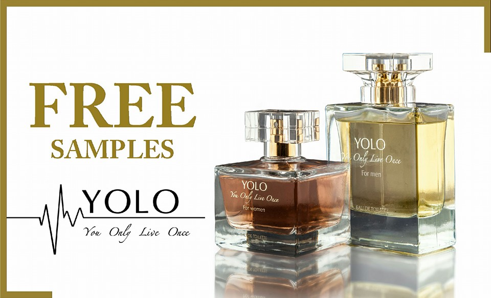 FREE You Only Live Once Fragrance Sample