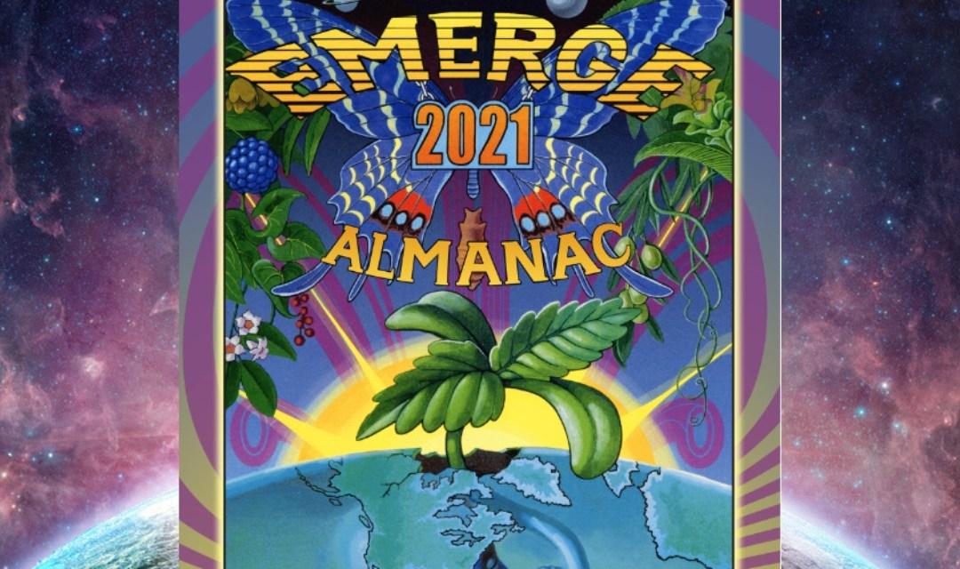 Free Copy Of The 2021 RidgeCrest Herbals Almanac