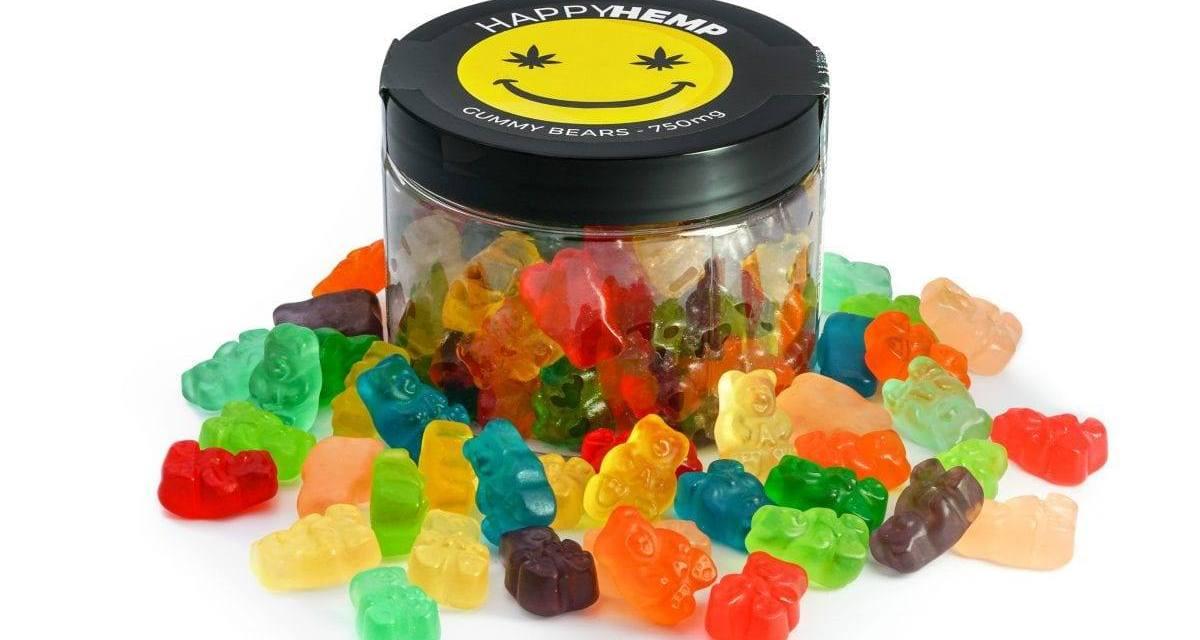 Free Sample Of Be Happy CBD Gummies