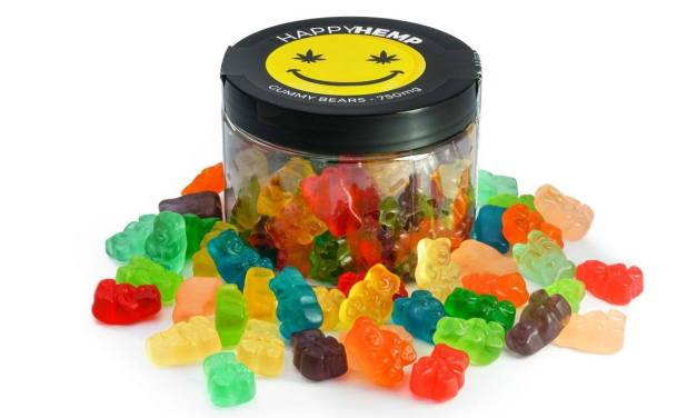 Free Sample Of Be Happy CBD Gummies