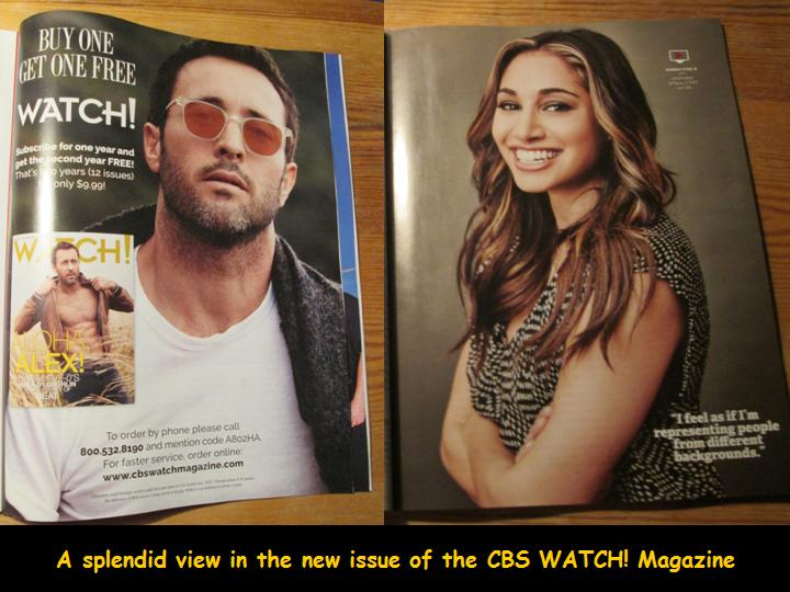 Free 2 Year Subscription To CBS Watch Magazine