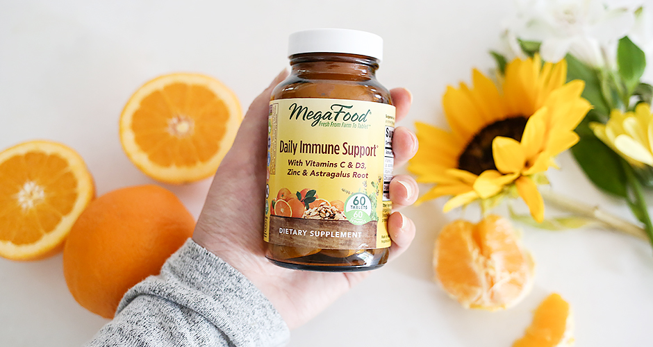 Free MegaFood Daily Immune Support