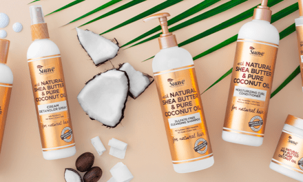 Free Sample of Suave Professionals for Natural Hair