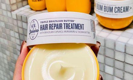 Free Sol Janeiro Hair Repair Treatment Samples