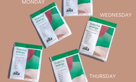 Free Aila Superfood Energy Powder Sample