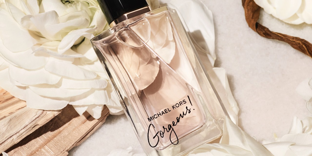 FREE Michael Kors Gorgeous Fragrance Sample