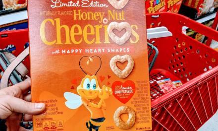 Free Box of Honey Nut Cheerios Cereal