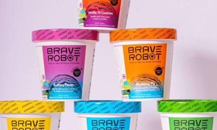 FREE Brave Robot Ice Cream