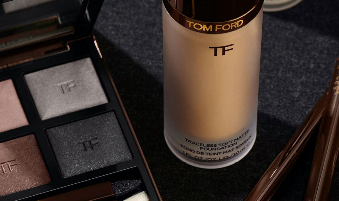 FREE Tom Ford Traceless Soft Matte Foundation Sample