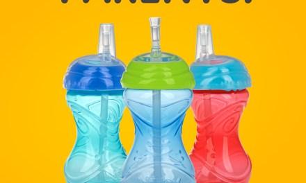Free Nuby Flex Straw Cup
