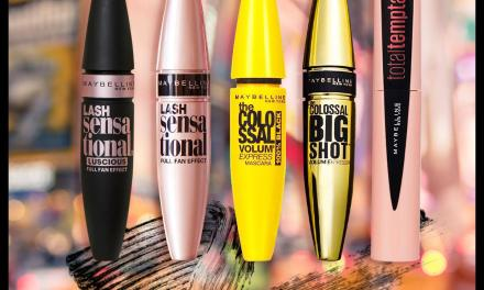 Free Maybelline Sky High Mascara