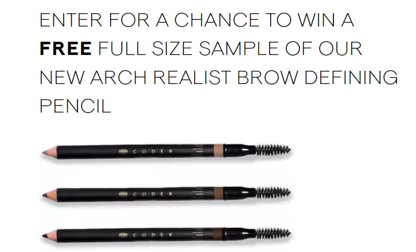 Free Eyebrow Pencil