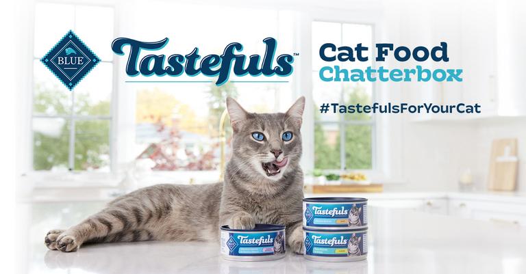 FREE Blue Buffalo Tastefuls Cat Food Chatterbox