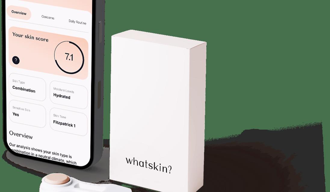 Free Whatskin Analysis Kit