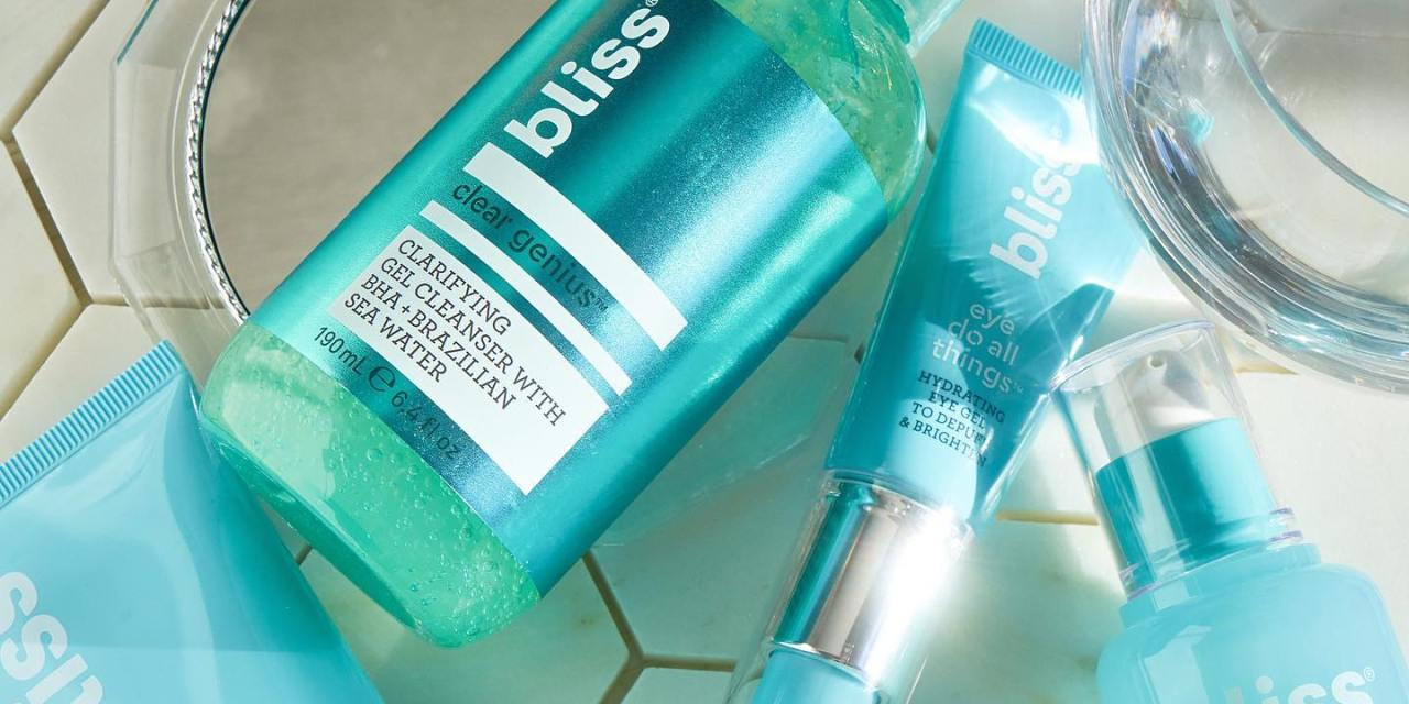 FREE Bliss Products