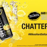 Free Mike's Hard Lemonade Seltzer Chatterbox