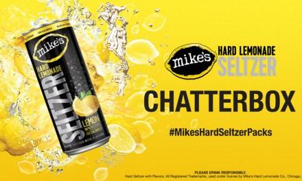 Free Mike's Hard Lemonade Seltzer Chatterbox