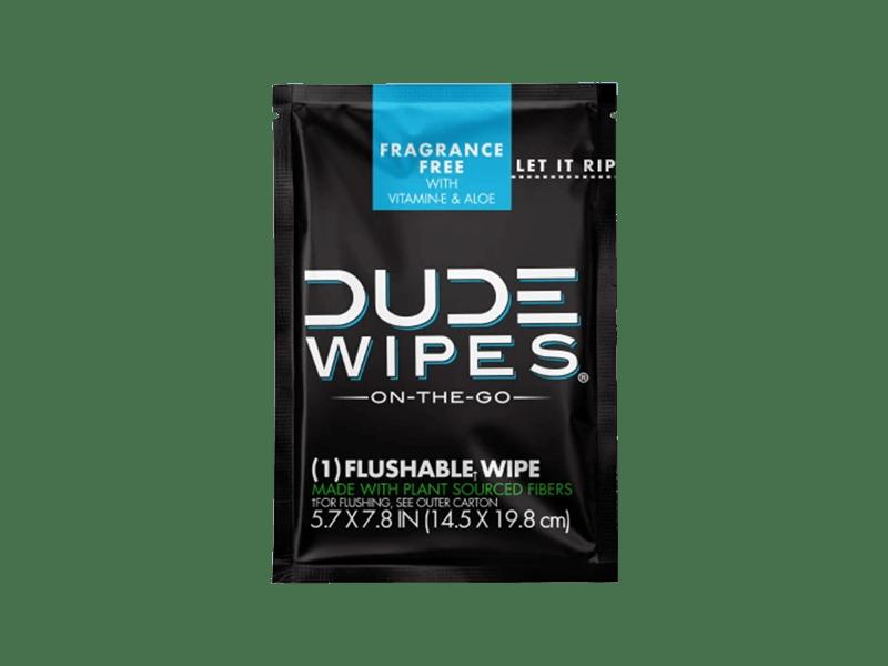 FREE Dude Wipes
