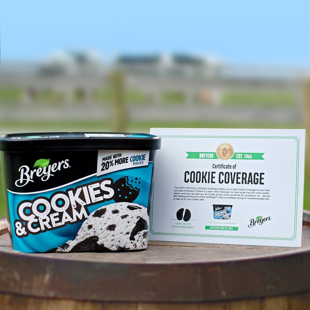 free-breyers®-cookies