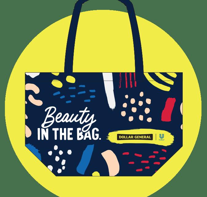 FREE Dollar General Beauty Bag