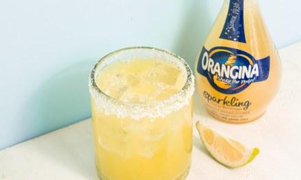 Free Orangina Sparkling Citrus