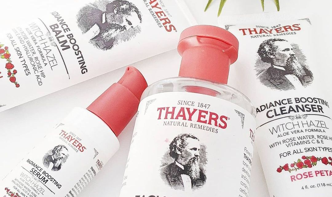 Free Thayers Facial Toner Samples