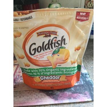 Free Pepperidge Farm Goldfish Crackers