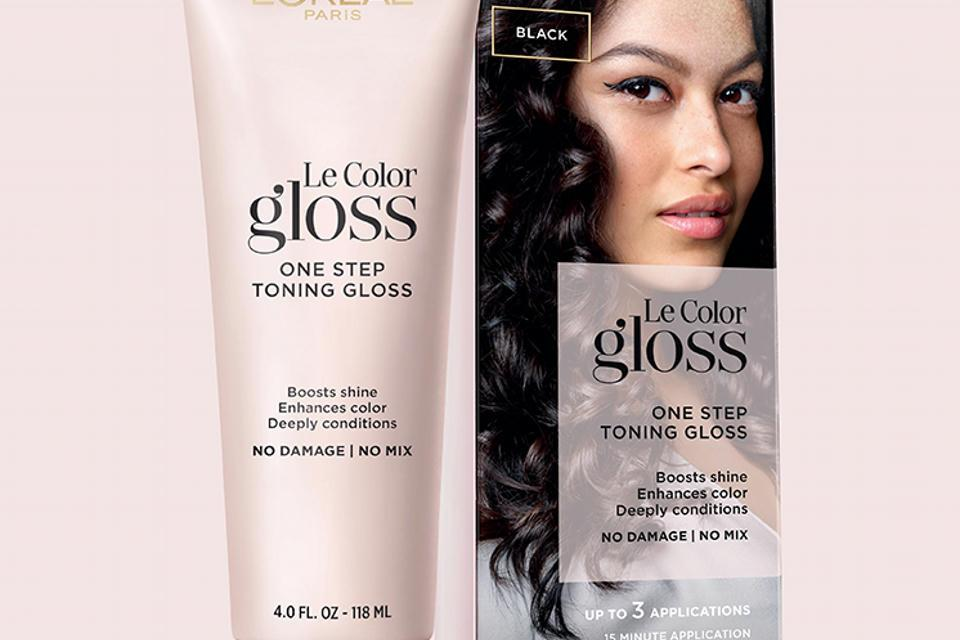 Free L'Oréal Paris Le Color Gloss In-Shower Toning Gloss Sample