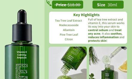 Free CommonLabs Vitamin E Cream