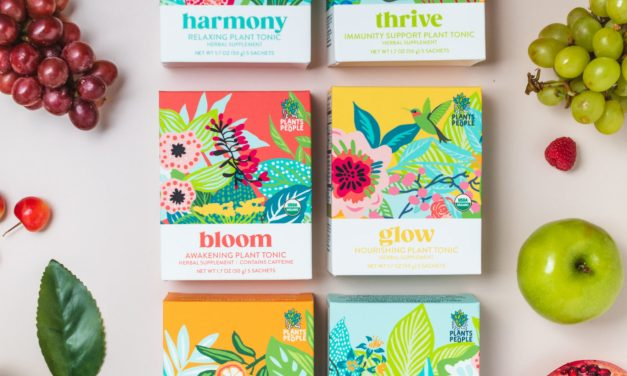 Free Plants By People Tonic Sample Pack with Free Shipping