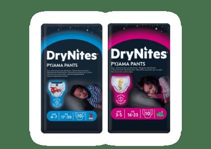 Free Drynites Pyjama Pants