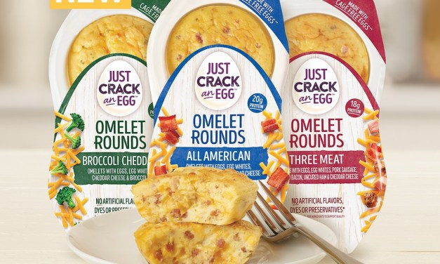Free Just Crack an Egg Omelet Rounds