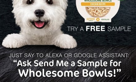 Free Cesar Wholesome Bowls Samples
