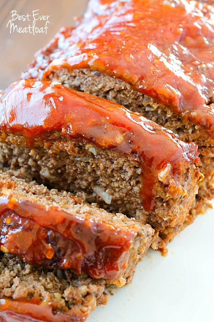 Easy Meatloaf Recipe with Crackers & Ketchup | Food Lion