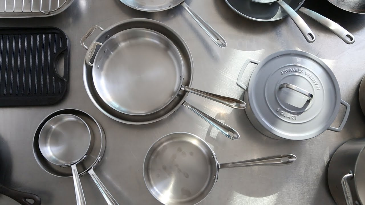Best Pots And Pans To Have For Every Kitchen- Kitchen Conundrum with ...