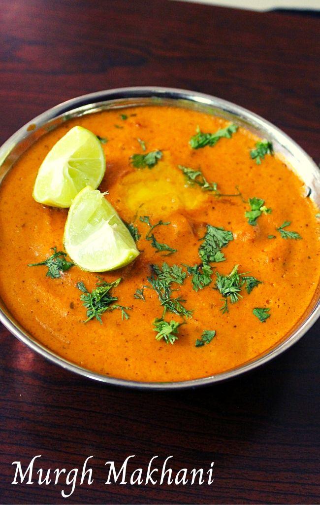 Murgh Makhani Recipe. Chicken Makhani Gravy - Yummy Indian Kitchen
