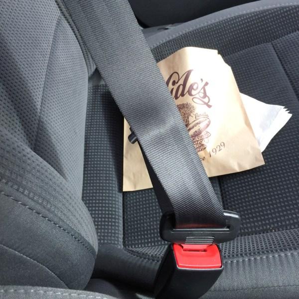 Takeaway vanilla slice needs protection road trip to Bendigo