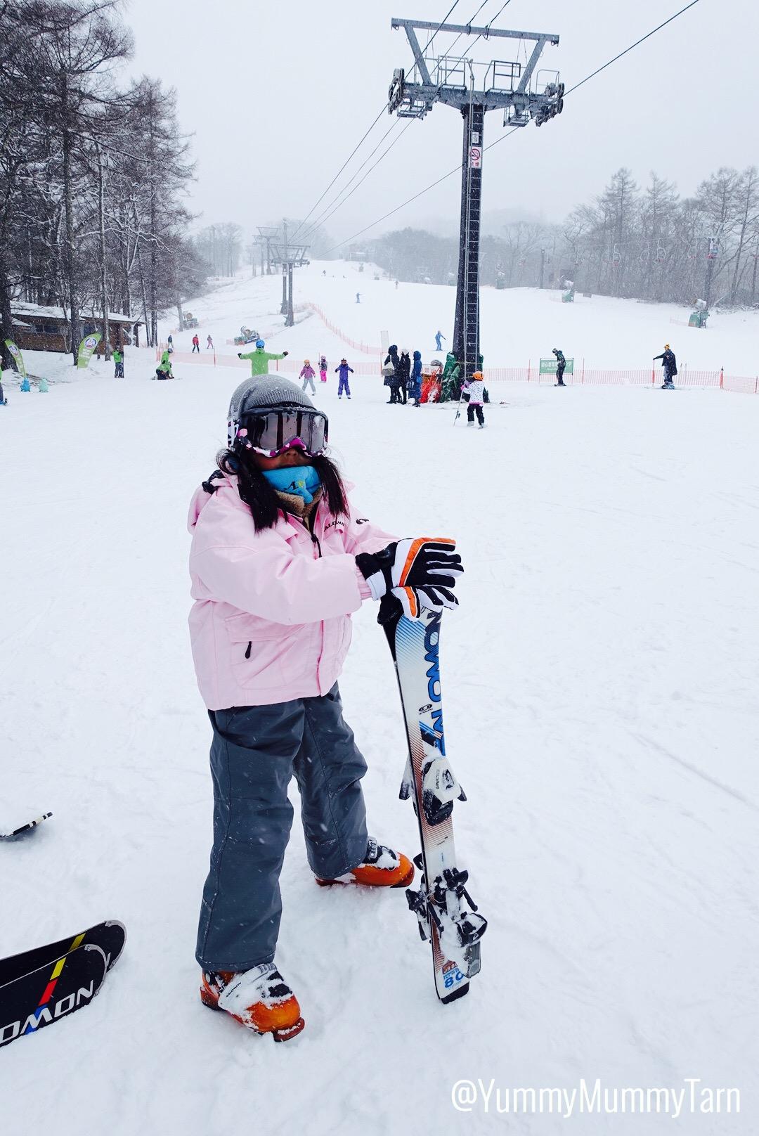 ญี่ปุ่น.. ไปแล้วไปอีก ep.10' – เล่นสกีที่ karuizawa & shopping ที่