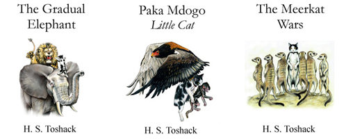 Paka Mdogo childrens books