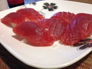 Yellowfin Tuna Nigiri