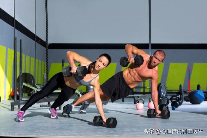 47歲中年男子在健身房猝逝,為何運動健身也會奪人健康?-台灣養生網