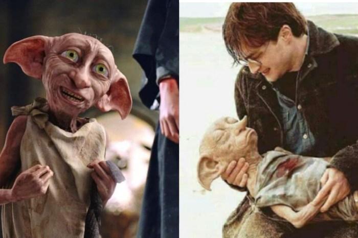 《哈利波特》多比只是被匕首刺中,為什麼哈利不用魔法「治療多比」? – 我們用電影寫日記