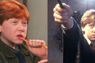 《哈利波特》史上最強烏鴉嘴是榮恩?他其實有個超強大的隱藏技能!- 我們用電影寫日記