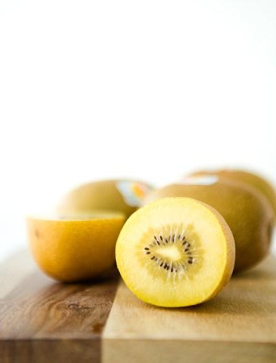 Kiwifruits