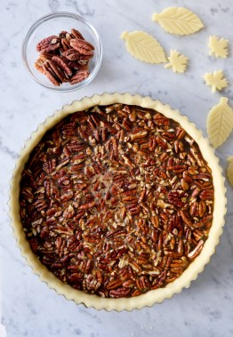 Maple Pecan Tart