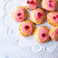 Blooms and Baking - Floral Hand Pies