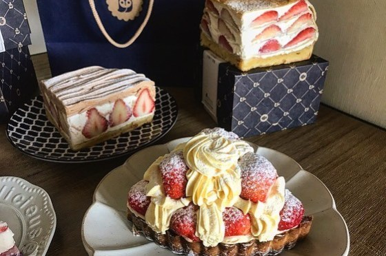台北甜點推薦「深夜裡的法國手工甜點」台北市最難買到的甜點,美味到風靡無數少女心!