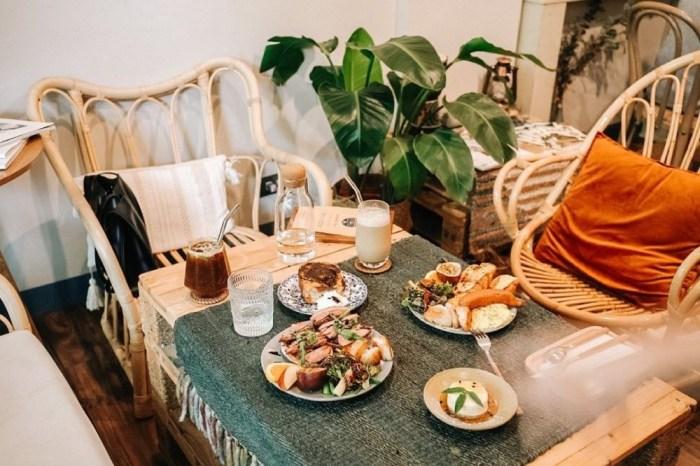 南投美食「遊牧 Nomad day café」文青質感小咖啡店|不容錯過的手作肉桂捲